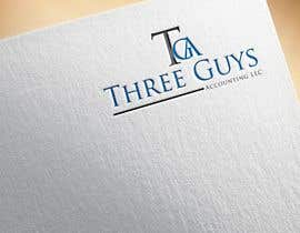 #93 for Creating a Business Logo: Three Guys Accounting, LLC. af rajibkhan169486