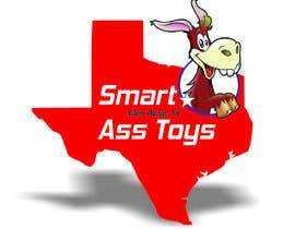 #7 สำหรับ I need a logo designed. Company name is Smart Ass Toys. Need a donkey in it.  Something cool and funny.  Ill use it to print on shirts as well as webiste. โดย Dogwalker