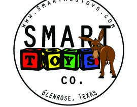 #10 สำหรับ I need a logo designed. Company name is Smart Ass Toys. Need a donkey in it.  Something cool and funny.  Ill use it to print on shirts as well as webiste. โดย danettelinde