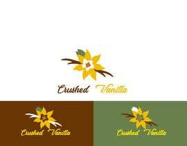 #31 para Logo for online website. ( Crushed Vanilla ) de SajawalHaider