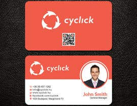 patitbiswas tarafından Create pro business card for small IT company için no 40