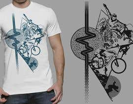 #54 untuk T-shirt design with heartbeat theme oleh cjaraque