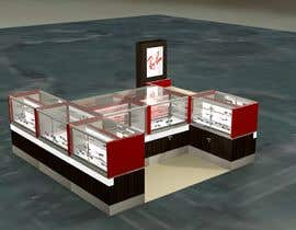 #3 for Need 3d designs for Stall for Ladies Accessories af fperezvargas