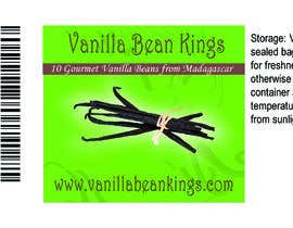 Anthonyrosman20 tarafından Design a sticker for a Vanilla Beans company için no 5