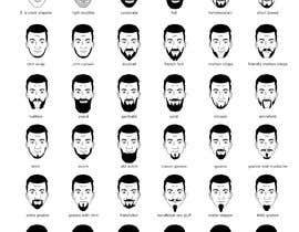 #19 for Beard Illustrations af giacomonegroni