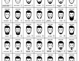 Nro 37 kilpailuun Beard Illustrations käyttäjältä letindorko2
