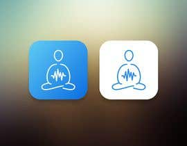 #58 for Icon for meditation app by NikWB