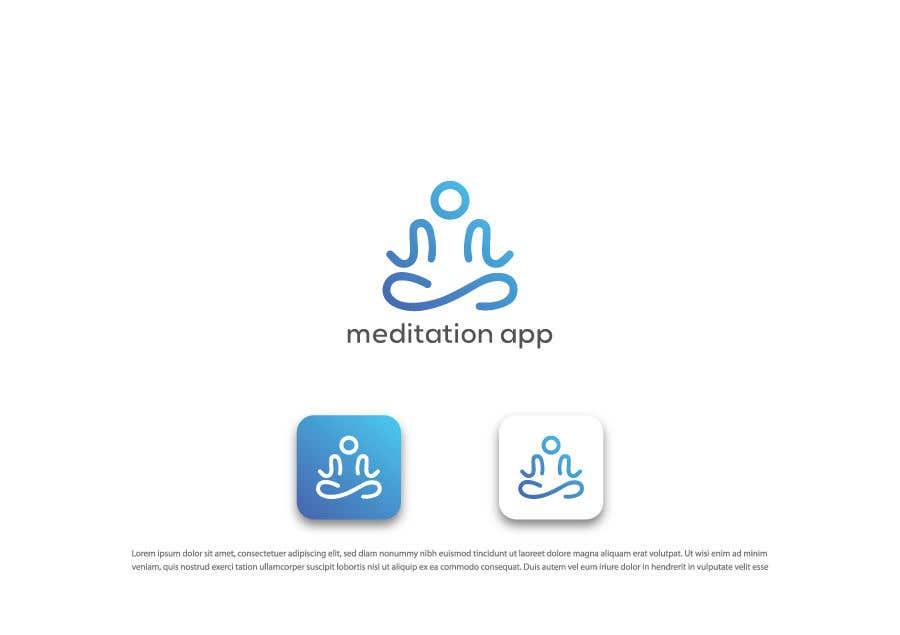 Proposition n°60 du concours Icon for meditation app