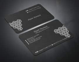 Nro 403 kilpailuun Metal Business Card Design käyttäjältä jwel2990