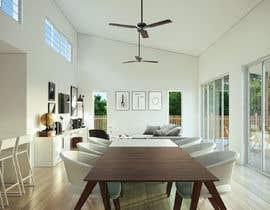 #1 untuk 3D design rendering for Exterior and interior oleh romanvis