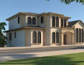 #22 untuk 3D design rendering for Exterior and interior oleh infokader79
