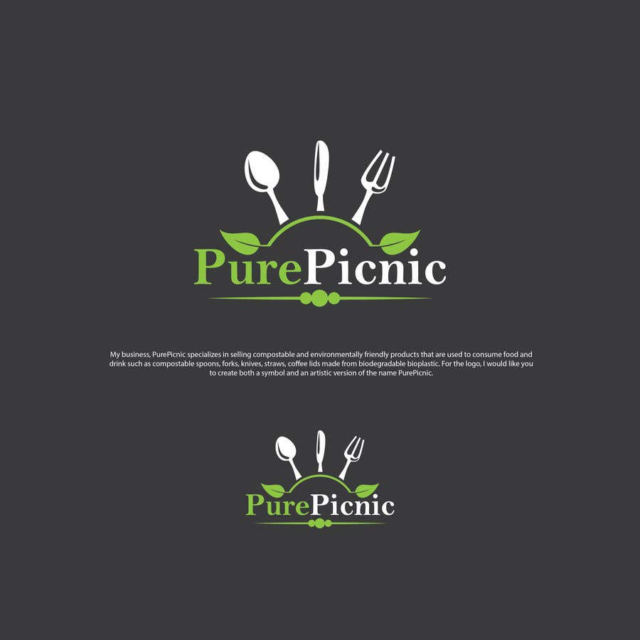 Entry #581 by greenmarkdesign for create me a business logo