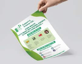 #61 for Design a Green Flyer by anamctg