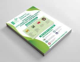 nº 62 pour Design a Green Flyer par anamctg