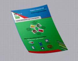 nº 54 pour Design a Green Flyer par shahinafroz31