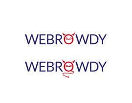 #102 za A Logo for the WebRowdy.com od ShadowCast21