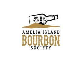 #110 for Design a logo for the Amelia Island bourbon Society af RockWebService