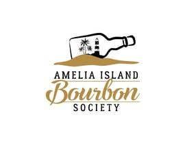 #118 for Design a logo for the Amelia Island bourbon Society af RockWebService