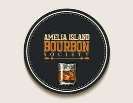 #26 for Design a logo for the Amelia Island bourbon Society af BranderGT