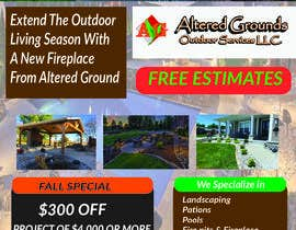 #9 for Design Advertisement For Landscaping Business by nittanandaroy