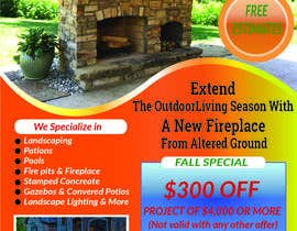 #15 for Design Advertisement For Landscaping Business by nittanandaroy