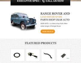 #2 para Email template design for online auto parts store. por webidea12
