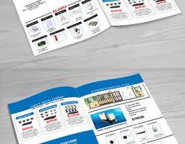 nº 31 pour Design an A4 size brochure par mdmustafiz
