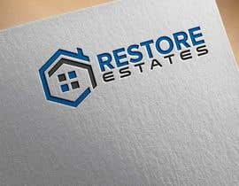 nº 392 pour create a logo for a real estate restoration company that follows the fibonacci sequence par logodesign97
