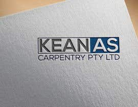 #17 for Logo Design (Kean AS Carpentry Pty Ltd) -- 5 af zubair141