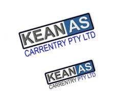 #19 for Logo Design (Kean AS Carpentry Pty Ltd) -- 5 af aga5a2985f45d9e4