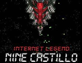 """nº 8 pour CD/Mixtape cover for Nine Callisto's new project """"Internet Legend Vol. 1"""" par mrsheergenius"""