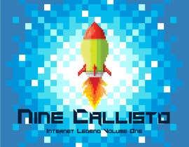 """nº 12 pour CD/Mixtape cover for Nine Callisto's new project """"Internet Legend Vol. 1"""" par madartboard"""