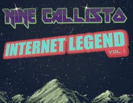 """nº 1 pour CD/Mixtape cover for Nine Callisto's new project """"Internet Legend Vol. 1"""" par christianburkett"""
