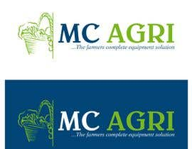 #39 for Design A Logo for Agriculture Equipment Supply Company by davincho1974