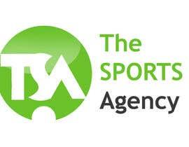 suyog2703 tarafından Design a Logo for The Sport Agency için no 145