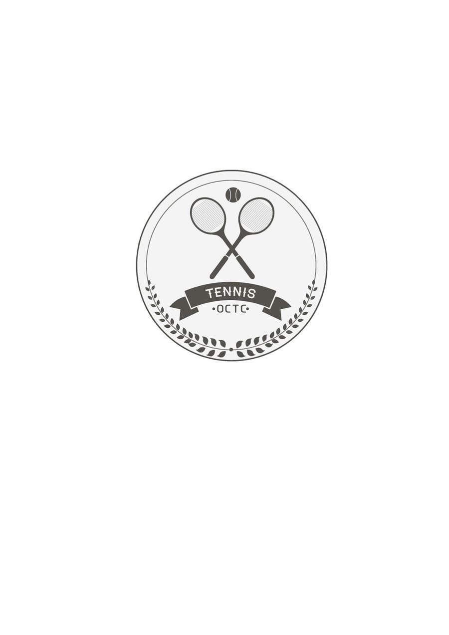 Penyertaan Peraduan #22 untuk Clothing Brand Logo - Texas Tennis Center