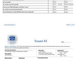 Nro 31 kilpailuun Make a pdf form fillable käyttäjältä ossoliman