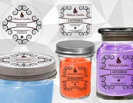 #9 untuk Create Candle Labels oleh Izabela1
