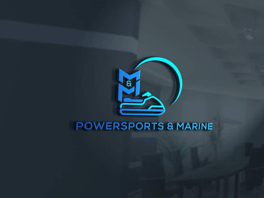 Proposition n°67 du concours Design a logo for our powersports business