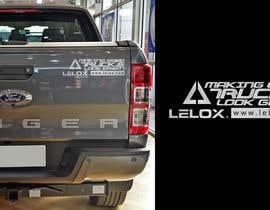 #2 for Ford Ranger Signwriting af almaktoom