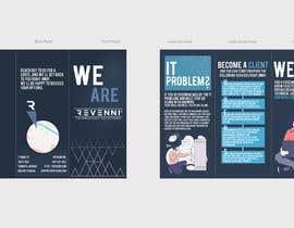 #13 untuk Color Tri Fold Business Brochure oleh nicogiudiche
