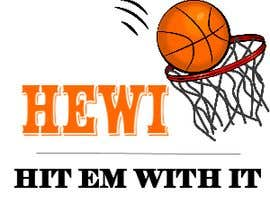 nº 20 pour Would like logo to incorporate something with basketball in it. The name I would like to have with it is Hit Em Wit It and HEWI. I have attached an older logo with the name that I would like to have with the logo. par tariqnahid852