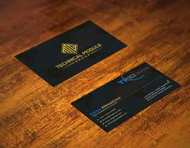 nº 443 pour Design an authentic and very luxury business card for a company par Designersrabonti