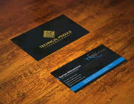 nº 469 pour Design an authentic and very luxury business card for a company par Designersrabonti