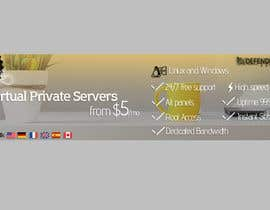 #5 for Banners for hosting service by fedoratheexplode