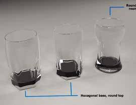 #21 for Create design for a stemless wine glass (non-breakable/heavier) af souragnighosh