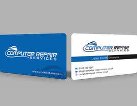 #88 for Design some Business Cards for computer repair by nishadhi1989