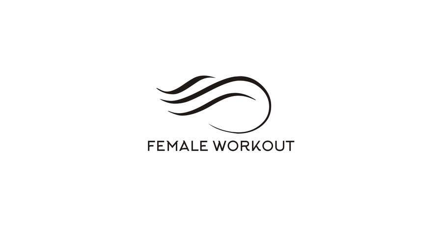 Contest Entry #20 for I need a logo designed for a female Workout clothing. Its perferred if its something simple, but if you have a great design shoot it my way.