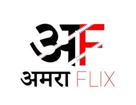 "#76 for logo for an entertainment company called ""Amara Flix"" af Gk6"