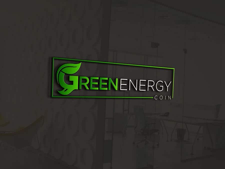 Contest Entry #194 for Design des Logos GREEN ENERGY COIN
